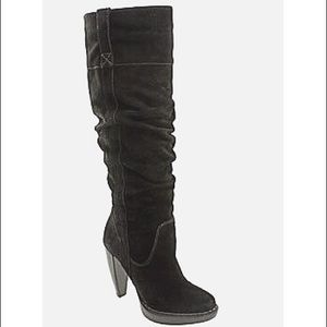 Michael Kors Lucille Suede Boot